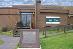 Visitor Reception Centre – Fort Chipewyan
