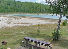 Pine Lake Day Use Area and Beach