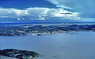 Fort Chipewyan and Lake Athabasca
