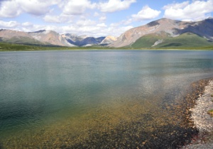 Grizzly Bear Lake