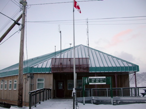 Park Office in Pangnirtung