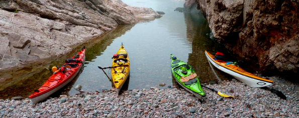 Coastal Paddling Route Trip Planner