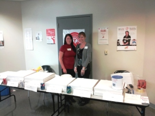 United Way Pizza Lunch