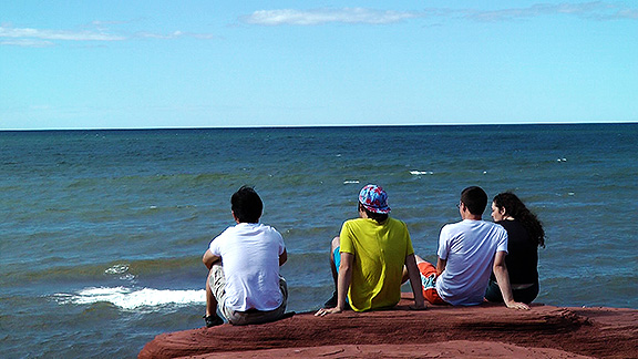 Come experience Prince Edward Island National Park! Swimming in the Gulf of Saint Lawrence, hiking, biking, hanging out at the beach... this place's got it all!
