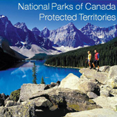 National Parks of Canada: Protected Territories CD-ROM