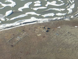 Fort Conger aerial view