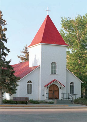 Royal Canadian Mounted Police Chapel