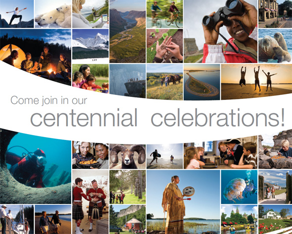 Come join in our centennial celebrations!