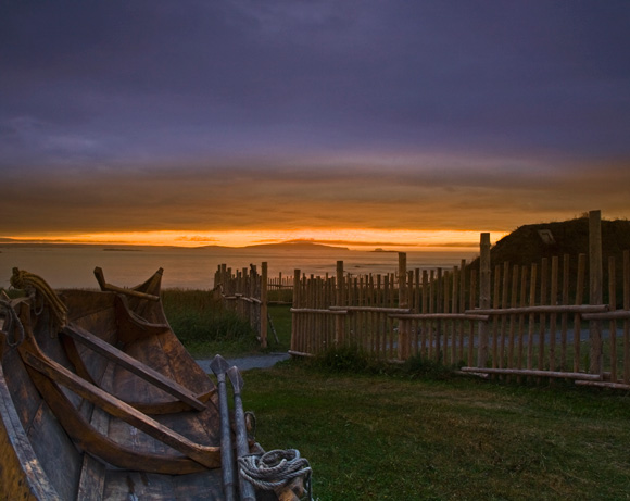 Over the past four to five thousand years, many people lived at l'Anse aux Meadows, the earliest known European settlement in the New World
