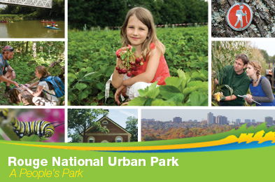 Rouge National Urban Park - A People's Park