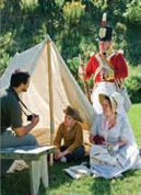 Relive the stories of the War of 1812