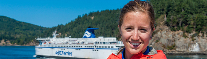 BC Ferries Coastal Naturalists