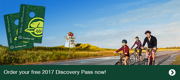 Get your free 2017 Discovery Pass