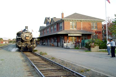 Kamloops Heritage Railway Station (B.C)