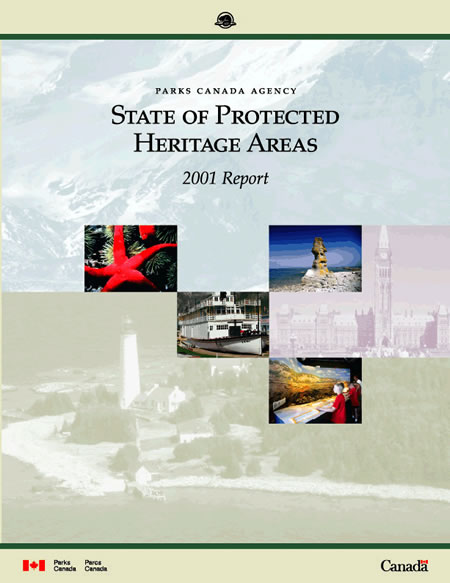 State of Protected Heritage Areas 2001 Report