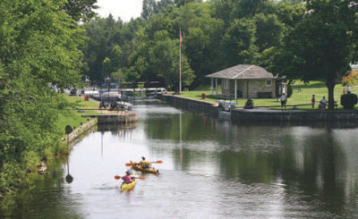 Image result for Burritts Rapids, Rideau Canal