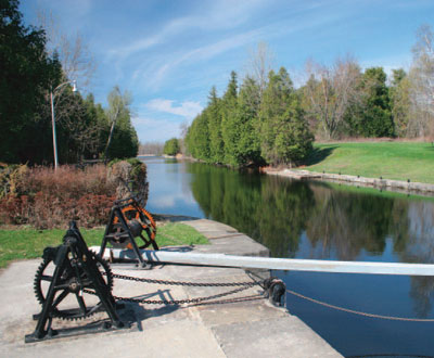 Image result for Poonamalie locks, rideau canal