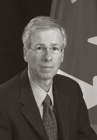 Potrait de Stephane Dion