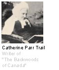 Catherine Parr Trail - Writer of