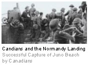 Canadians and the Normandy Landing - Successful Capture of Juno Beach by Canadians
