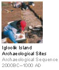Igloolik Island Archaeological Sites - Archaeological Sequence, 2000BC-1000AD