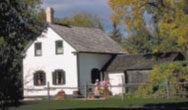 Riel House, Manitoba - Family Home of Métis Leader, Louis Riel