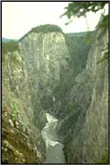 Grand Canyon of the Stikine