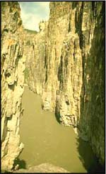 South Nahanni River, Third Canyon