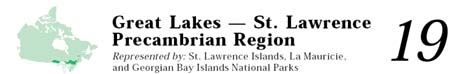 Great Lakes - St. Lawrence Precambrian Region