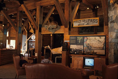 Rogers Pass Discovery Centre - at the heart of the historic site