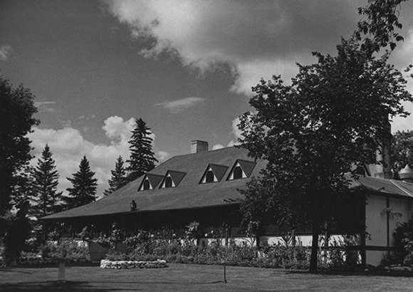 Motor County Club House, December 1951