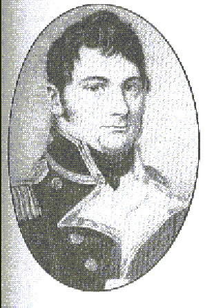 Captain Robert H. Barcley