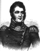 Portrait image of Oliver Hazard Perry US Navy