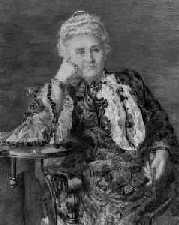 Portrait of Widow Laurier (artist unknown), 1906
