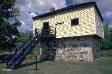 The Blockhouse at Newboro Locks