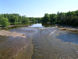 Crowe Bridge Conservation Area