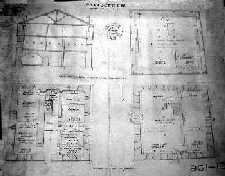 Plans for the second Fort Wellington. Please click on the picture to see it in detail.