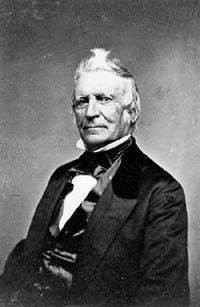 Louis-Joseph Papineau, entre 1850 and 1860