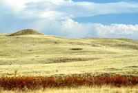 Grasslands National Park of Canada