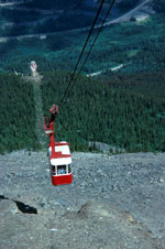The Whistlers Tramway
