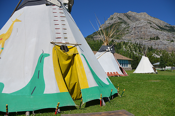 Blackfoot culture is showcased during the annual Blackfoot Arts and Heritage Festival in August