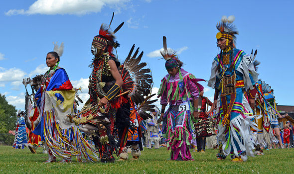 August: The Blackfoot Arts and Heritage Festival