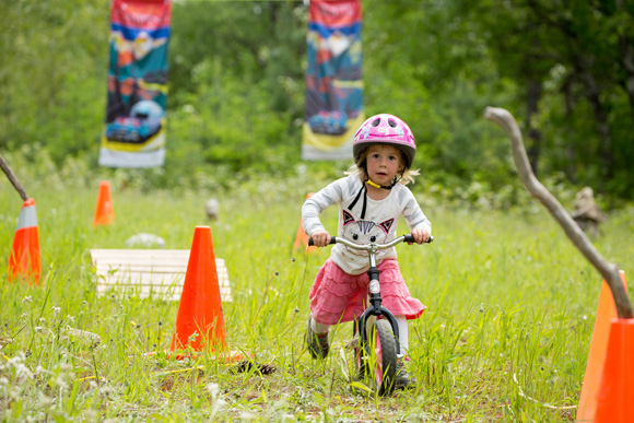 Take a Kid Mountain Biking Day 2014