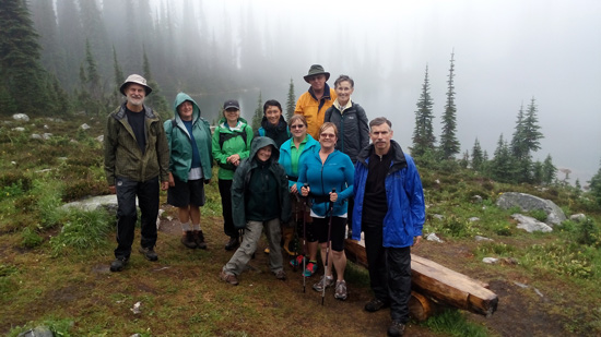 Eva Lake Pilgrimage 2014