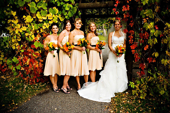 Fall Wedding in Riding Mountain National Park