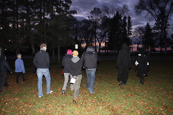 Fright Night Tour of Wasagaming