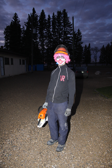 Chainsaw Clown