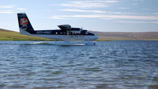 NorthWright float plane