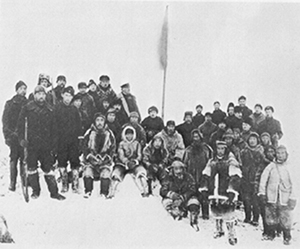 Bernier Expedition, November 9, 1906