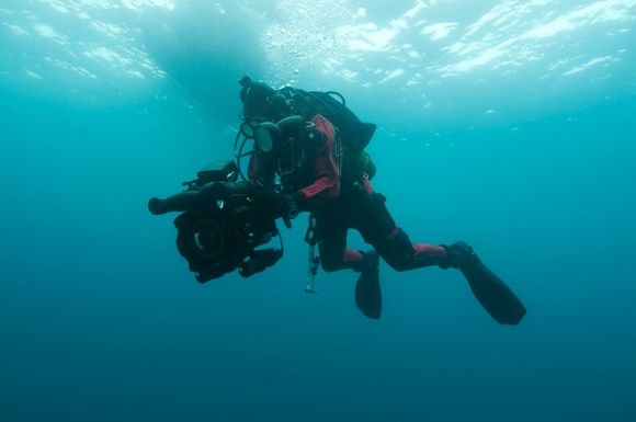 Underwater Video Camera Equipment